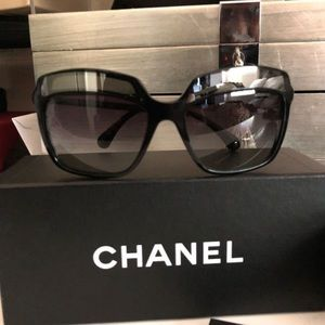 limited edition CoCo Cloud Chanel sunglasses